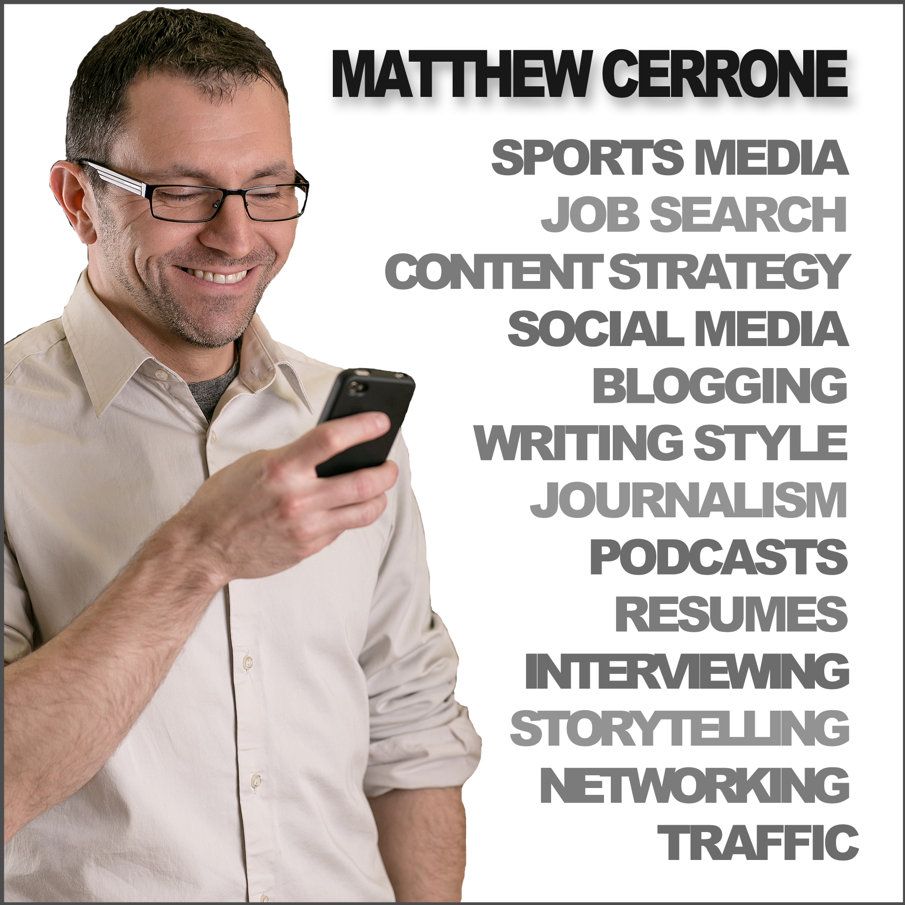 Matthew Cerrone's Podcast
