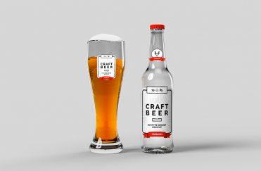 Cratf Beer MockUp